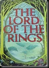 Lord of the Rings, The Trilogy,J R R Tolkien