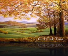 Old Oak Tree,1
