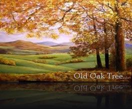 Old Oak Tree,1