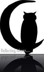 Owl and Moon....