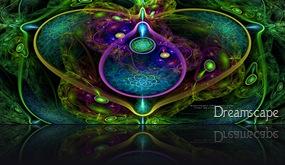 Einsteins_Dreamscape_by_TomWilcox
