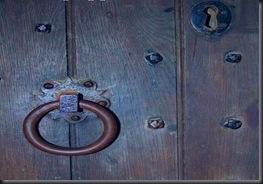 Olde Oak Door