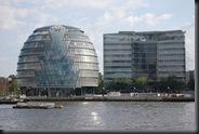 Greater London Auth. Building. (Boris's place)