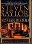 Roman Blood by Steven Saylor